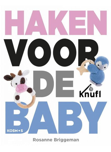 Boek - Haken voor de baby