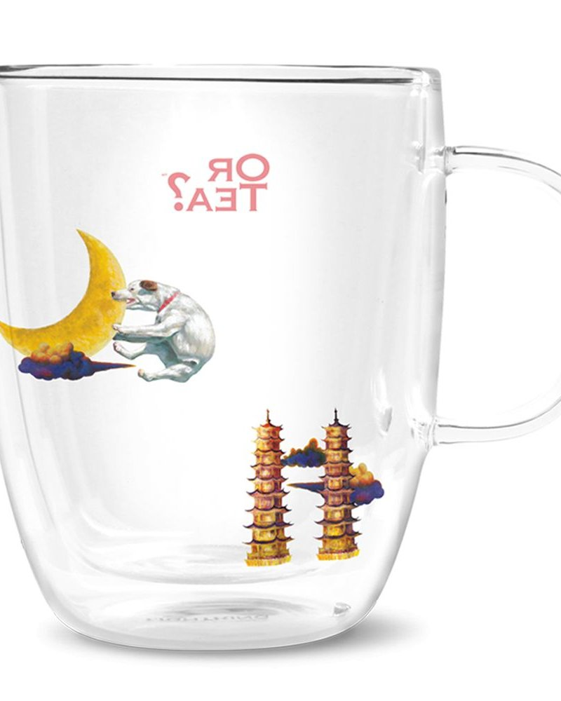 Or tea? Terrier glass (dubbelwandig)