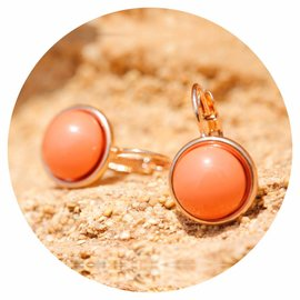 OH-RM10 coral red pearl