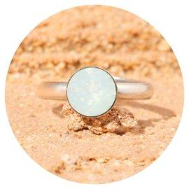 R-R39 white opal