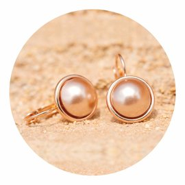 OH-RM10 rose gold pearl