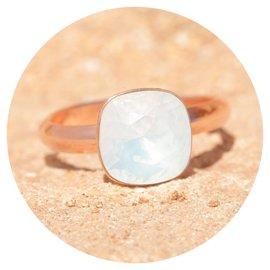 R-RDI10 white opal
