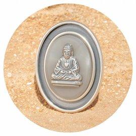 R-BUFO buddha grau