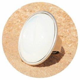 R-MUOK white opal