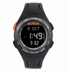 ALFAJR QIBLA COMPASS WQ-18 - BLACK