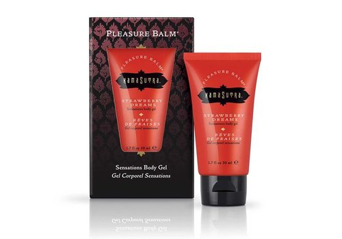 Kamasutra Pleasure Balm Strawberry Dreams Bodygel
