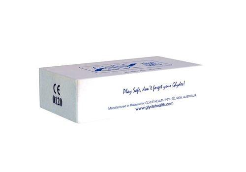 Glyde Ultra Blauwe Bes- 100 Condooms
