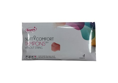 Beppy - DRY Tampons - 4 pcs