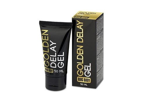 Big Boy Golden Delay Gel