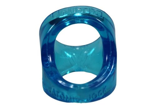 Unit-X Sling Cockring - Blauw