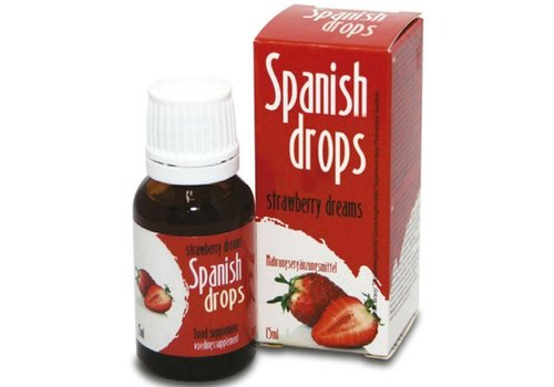 SPANISH FLY STRAWBERRY DREAMS 15 ML