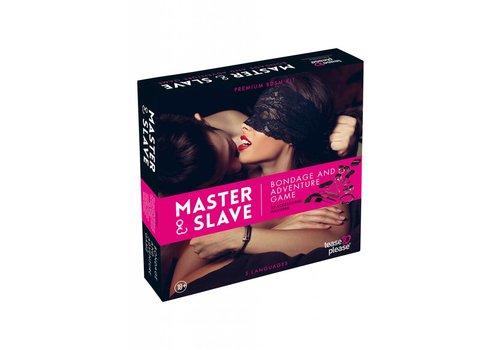 Master & Slave Pink Bondage Spel