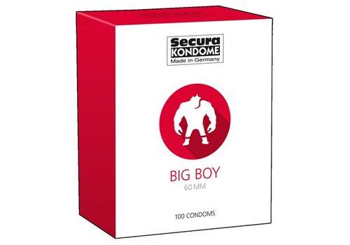 Big Boy Condoms - 100 Stuks