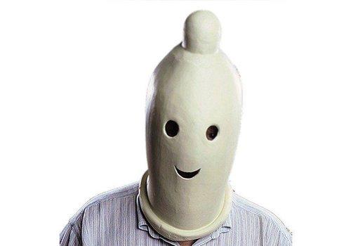 Latex Condoom masker