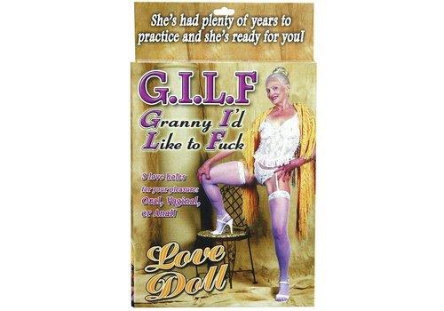 G.I.L.F Love Doll