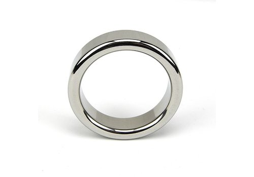 Metalen Cock & Ball Ring