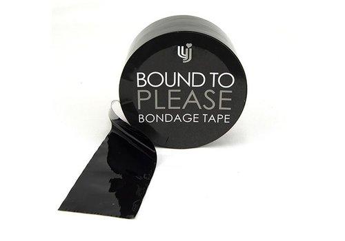 Bondage Tape - Zwart