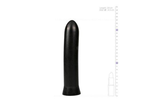 Dildo All Black 22.5 cm