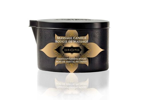 Massage Kaars - Tahitian Sandalwood