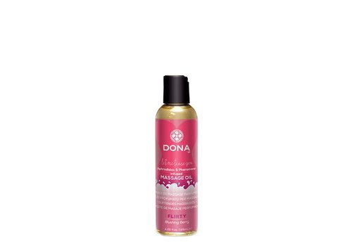 Dona Scented massage oil Flirty