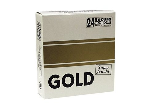 Secura gold - 24 stuks