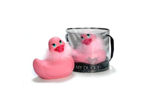 I Rub My Duckie - Travel Paris Rose