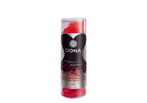 Dona Rose Petals Red