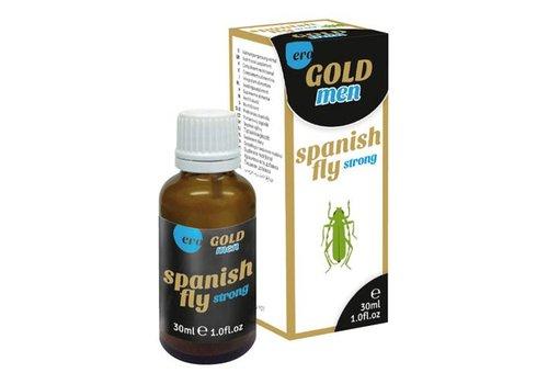 Spanish Fly Men - Gold strong 30 ml