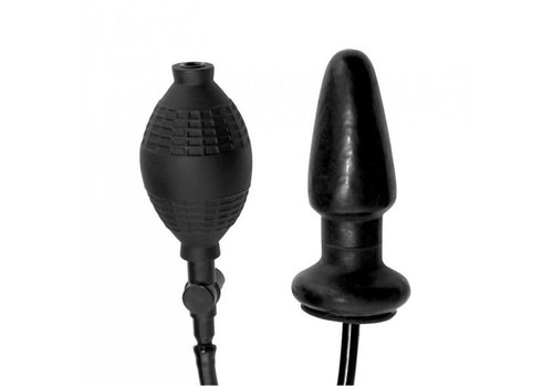 Expand Opblaasbare Buttplug
