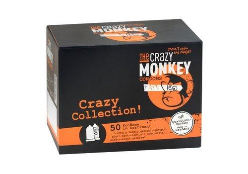 TCMC Crazy Collection! Condooms - 50 stuks