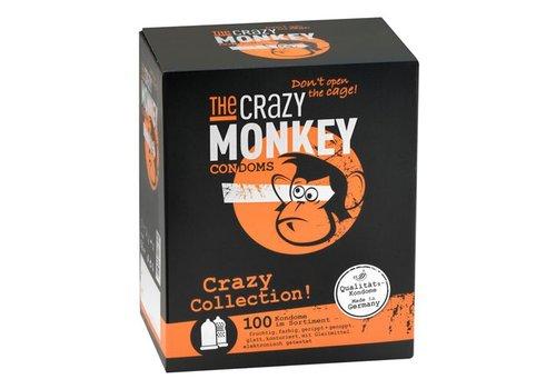TCMC Crazy Collection! Condooms - 100 stuks