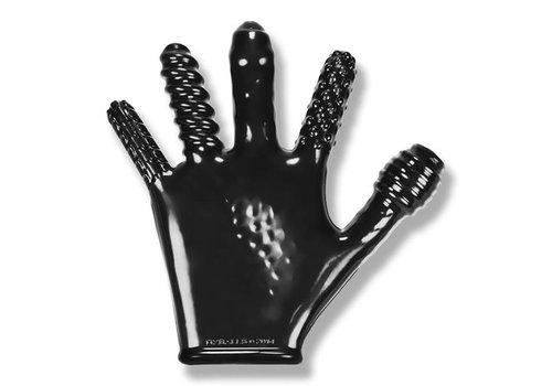Fnger Fuck Handschoen - Zwart