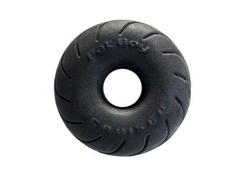 SilaSkin Cruiser Ring - Zwart