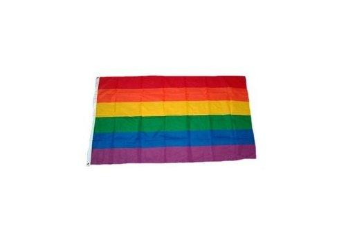 Regenboog Vlag  / Rainbow Flag  90 x 150 cm