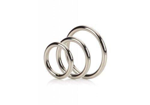 Silver Ring - 3 Piece Set