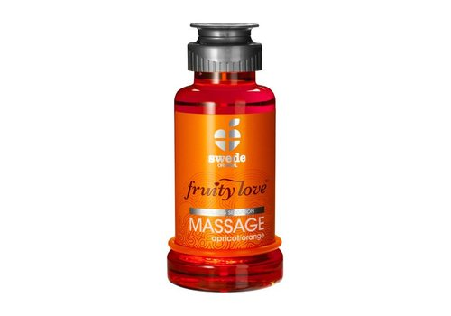 Swede - Fruity Love Massage Abr/Sinaasappel 100 ml