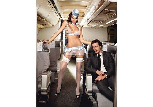 Baci - Eerste Klas Stewardess One Size