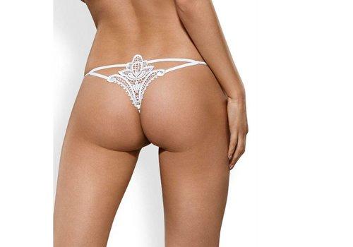 Sexy Luiza String Wit