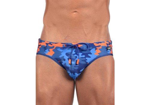 2Eros Desert Camo Swim Brief Swimwear Multicolor