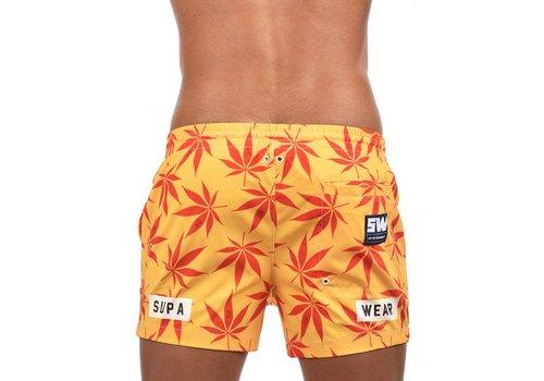 Supawear Supadupa Blaze Swim Shorts Swimwear Multicolor
