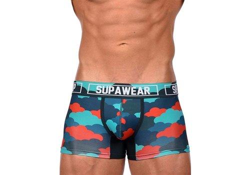 Supawear Cloud 9 Trunk Underwear Rainforest