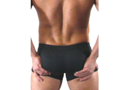 GBGB Esteban Net Boxer Swimwear Black