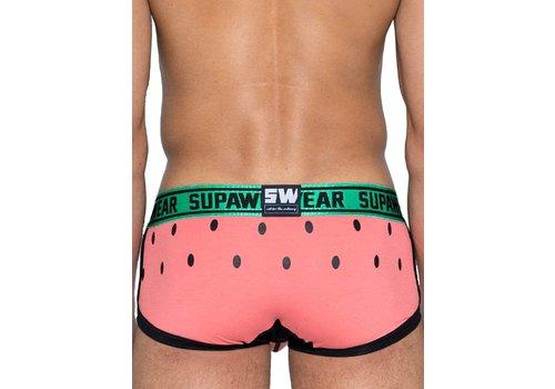 Supawear Fruitopia Trunk Underwear Watermelon