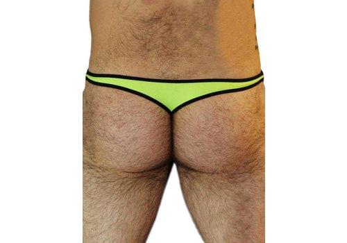 GB2 Jim T-Back Underwear Lime