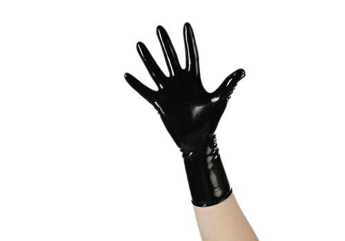 Fetisso Gloves Short Black