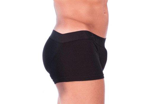 Rounderbum Lift Boxer Trunk Underwear Black