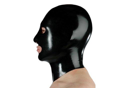Fetisso Mask Open Eyes Open Mouth Black