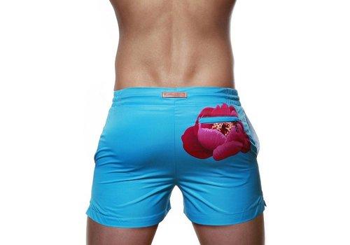 2Eros Print Swimwear Swim Shorts Flora