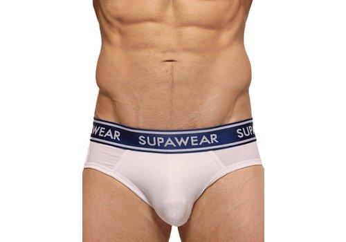 Supawear Supadupa MK II Jock Brief Underwear White