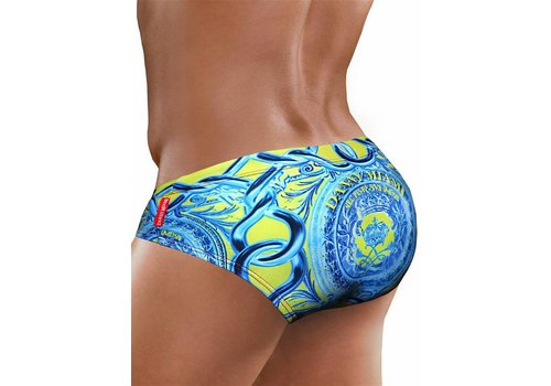 Danny Miami Lord Lime Dkini Brief Swimwear Multi